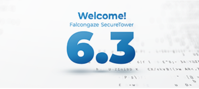 Falcongaze SecureTower 6.3: new features and opportunities